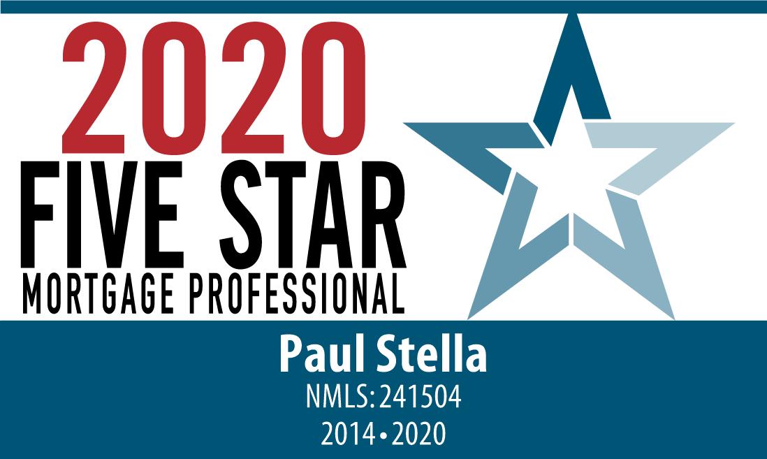 2020 five star award